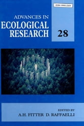 Advances in Ecological Research ebook by Fitter, Alastair H.