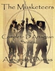 The Musketeers: Complete D'Artagnan Series