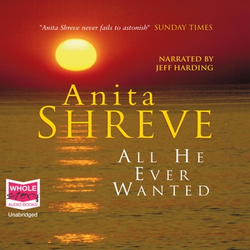 All He Ever Wanted audiobook by Anita Shreve
