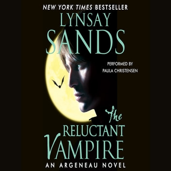 The Reluctant Vampire Audiobook By Lynsay Sands 9780062101662