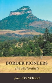 Border Pioneers ebook by Joan Stanfield