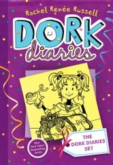 The Dork Diaries Set - Dork Diaries Books 1, 2, 3, 3 1/2, 4, and 5 ebook by Rachel Renée Russell