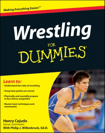Wrestling For Dummies ebook by Henry Cejudo