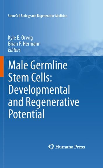 Male Germline Stem Cells: Developmental and Regenerative Potential ebook by