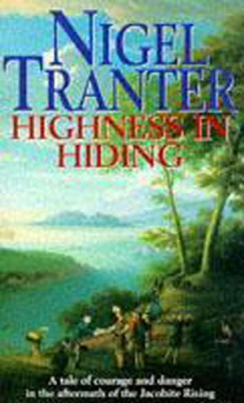 Highness in Hiding ebook by Nigel Tranter