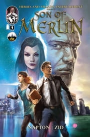 Son of Merlin #1 ebook by Robert Napton, Zid, Stjepan Sejic