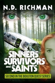 Sinners, Survivors and Saints ebook by ND Richman