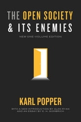 The Open Society and Its Enemies ebook by E. H. Gombrich,Karl R. Popper
