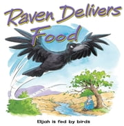 Raven Delivers Food ebook by Tim Dowley