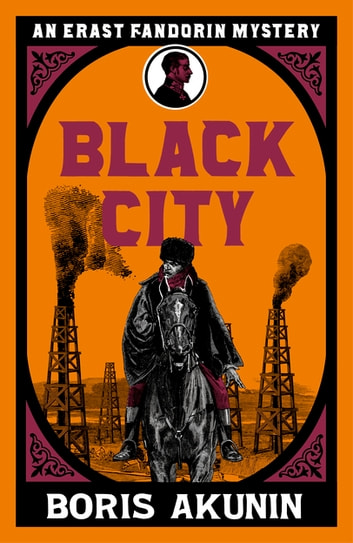 Black City ebook by Boris Akunin
