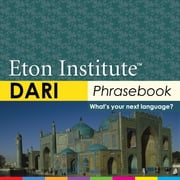 Dari Phrasebook ebook by Eton Institute