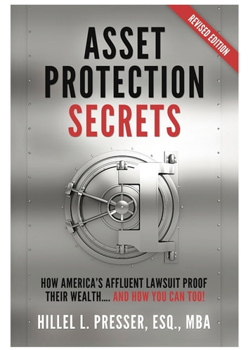 Asset protection secrets revised edition ebook by hillel l asset protection secrets revised edition ebook by hillel l presser esq fandeluxe Choice Image