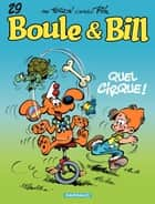 Boule et Bill - tome 29 - Quel cirque ! ebook by Verron, Roba
