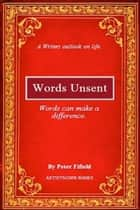 Words Unsent ebook by Peter Fifield