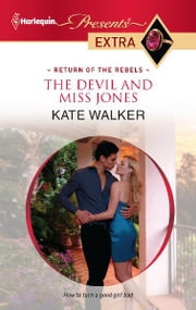 The Devil and Miss Jones ebook by Kate Walker