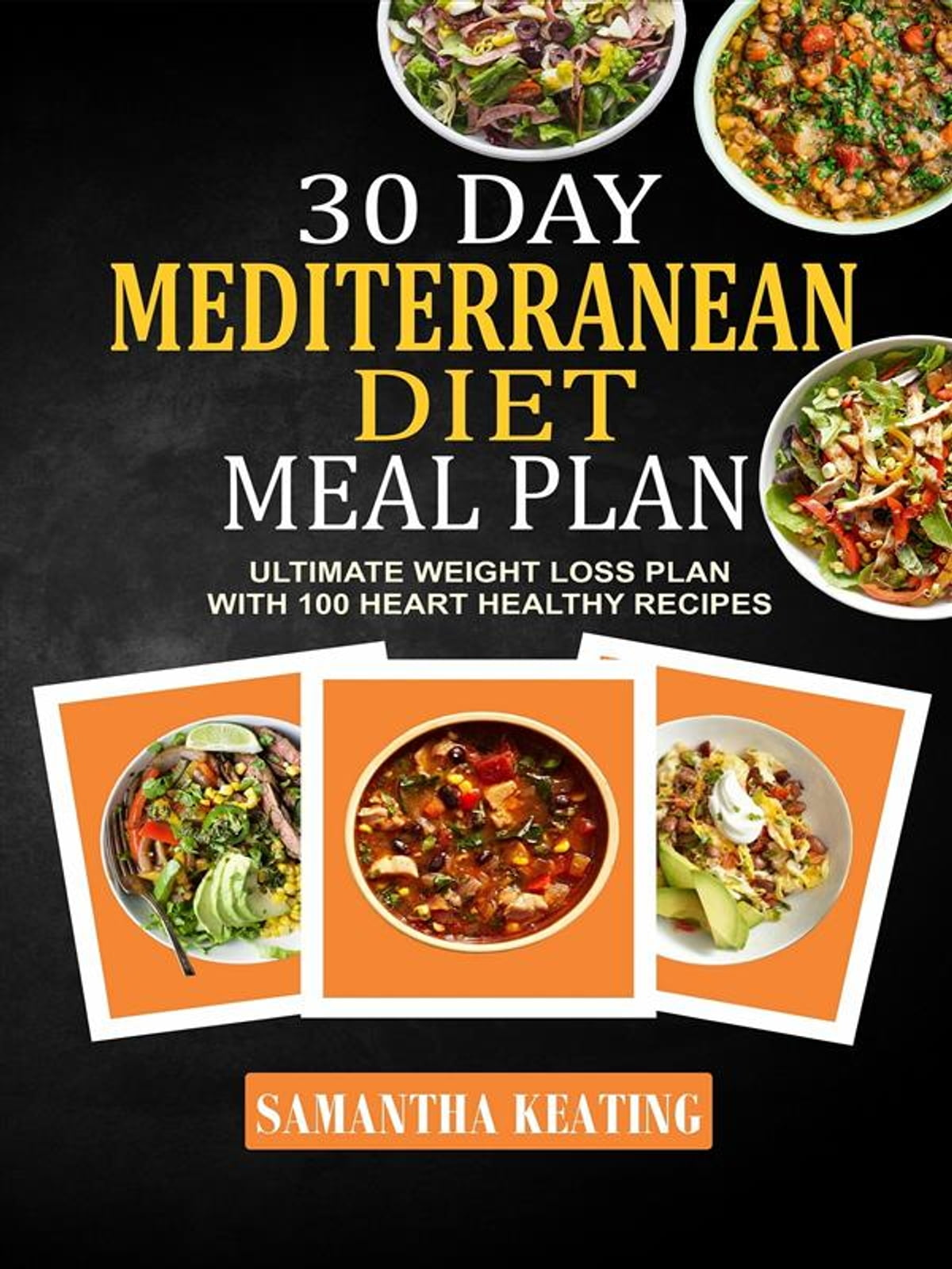 Meal plan for weight loss recipes