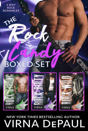 Rock Candy Boxed Set ebook by Virna DePaul