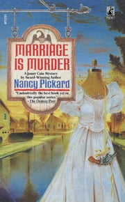 Marriage Is Murder ebook by Nancy Pickard