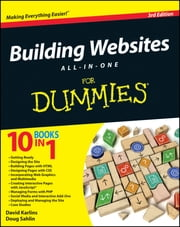 Building Websites All-in-One For Dummies ebook by Doug Sahlin,David Karlins