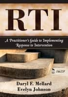 「RTI」(Evelyn S. Johnson,Dr. Daryl F Mellard著)