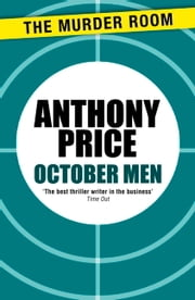 October Men ebook by Anthony Price