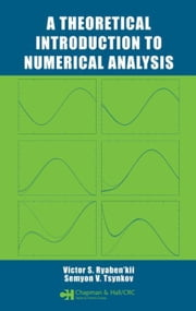 A Theoretical Introduction to Numerical Analysis ebook by Ryaben'kii, Victor S.