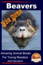 Beavers For Kids Amazing Animal Books for Young Readers ebook by John Davidson