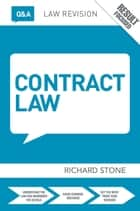 Q&A Contract Law ebook by Richard Stone