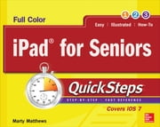 iPad for Seniors QuickSteps ebook by Marty Matthews