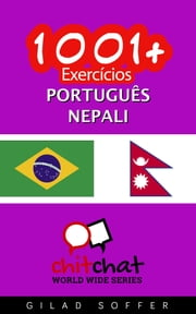 1001+ exercícios português - nepali ebook by Kobo.Web.Store.Products.Fields.ContributorFieldViewModel