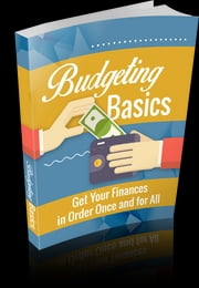 Budgeting Basics ebook by Anonymous