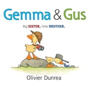 Gemma & Gus ebook by Olivier Dunrea