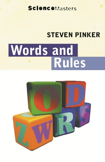 Words And Rules ebook by Prof Steven Pinker