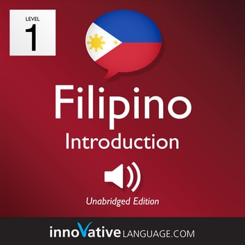 Learn Filipino - Level 1: Introduction to Filipino