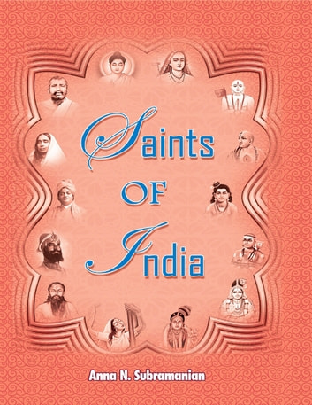 Saints of India ebook by Anna N Subramanian