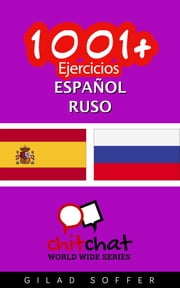 1001+ Ejercicios español - ruso ebook by Kobo.Web.Store.Products.Fields.ContributorFieldViewModel