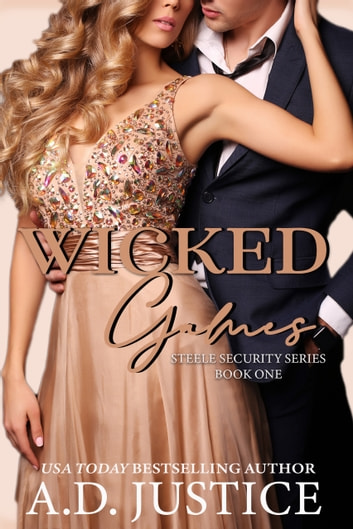 Wicked Games ebook by A.D. Justice