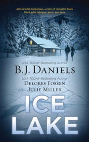 Ice Lake: Gone Cold\Cold Heat\Stone Cold - Gone Cold\Cold Heat\Stone Cold ebook by B.J. Daniels,Delores Fossen,Julie Miller