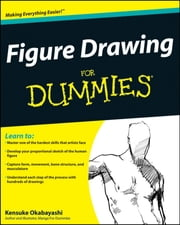 Figure Drawing For Dummies ebook by Kensuke Okabayashi