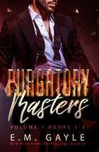 Purgatory Masters - Volume 1 Books 1-3 ebook by EM Gayle