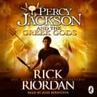 Percy Jackson and the Greek Gods audiobook by Rick Riordan