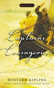 Captains Courageous ebook by Rudyard Kipling,Marilyn Sides,Jane Yolen