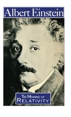 The Meaning of Relativity ebook by a Einstein