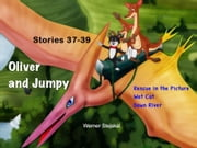 Oliver and Jumpy - the Cat Series, Stories 37-39, Book 13 - Bedtime stories for children in illustrated picture book with short stories for early readers. ebook by Werner Stejskal