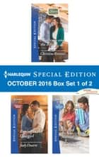 Harlequin Special Edition October 2016 Box Set 1 of 2 - Ms. Bravo and the Boss\Roping in the Cowgirl\The Man She Should Have Married ebook by Christine Rimmer, Judy Duarte, Patricia Kay
