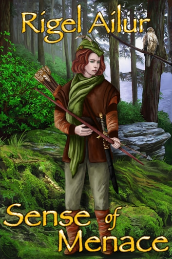 Sense of Menace ebook by Rigel Ailur
