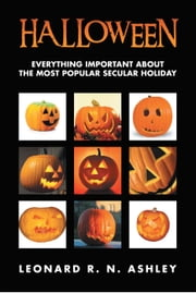 HALLOWEEN ebook by LEONARD R. N. ASHLEY