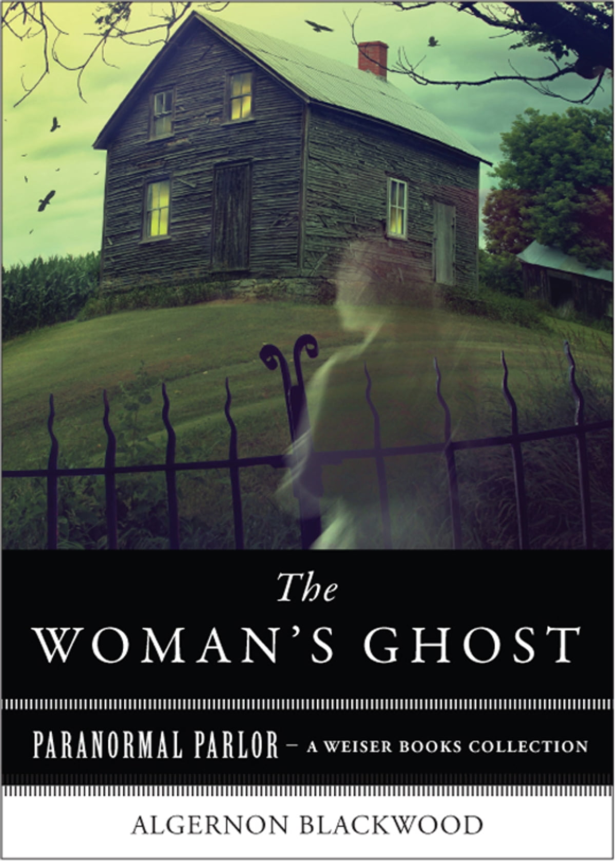 A womans ghost ebook by blackwood algernon 9781619400672 a womans ghost ebook by blackwood algernon 9781619400672 rakuten kobo fandeluxe Ebook collections