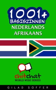 1001+ basiszinnen nederlands - Afrikaans ebook by Kobo.Web.Store.Products.Fields.ContributorFieldViewModel