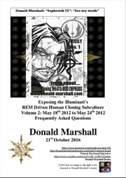 Exposing the Illuminati's R.E.M Driven Human Cloning Subculture, May 18th 2012 to May 24th 2012 - 1, #2 ebook by Donald Marshall